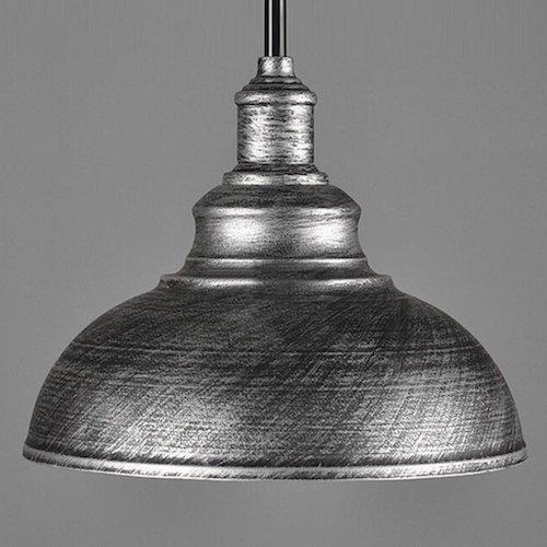 Lámpara industrial en forma de hemisférico