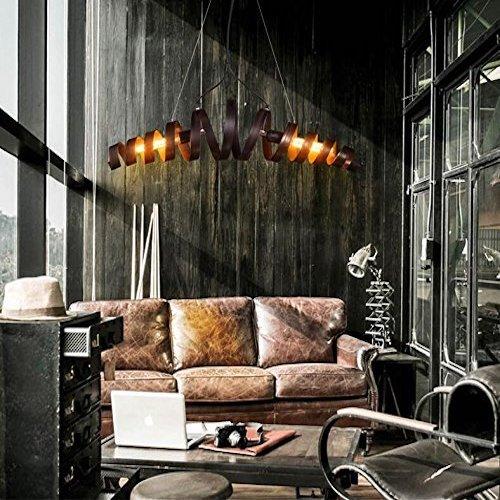 Lámpara tipo industrial de araña
